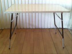 TABLE DE CAMPING
