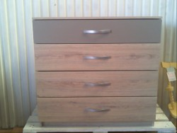 COMMODE 4T