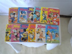 COLLECTION MINNIE LOT DE 12