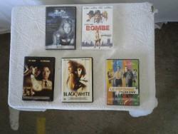 DVD LOT DE 3